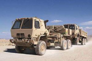 Mỹ đồng ý bán xe cơ giới chiến thuật hạng trung cho Israel