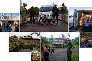 Truy lùng trùm ma túy Châu Á Tse Chi Lop (Kỳ cuối: Giao hàng giữa Ấn Độ Dương)