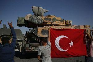 Thổ Nhĩ Kỳ tiếp quản thị trấn Đông Bắc Syria, Damascus điều động thêm quân