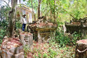 Minh định lịch sử từ quần thể mộ cổ A Man