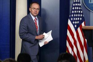 Chánh văn phòng Nhà Trắng phạm sai lầm liên tiếp, khiến ông Trump khốn khổ