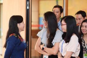 Bà Nguyễn Thị Kim Tiến chia sẻ gì trước khi rời ghế Bộ trưởng?