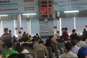 Chỉ sau 1 giờ mở bán, đã có hơn 37.000 vé tàu Tết Canh Tý 2020 được đăng ký mua