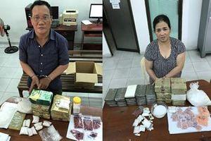 Hai cặp tình nhân và các phi vụ buôn bán gần 100kg ma túy