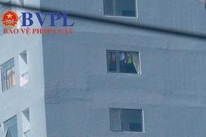Chuyện lạ ở Khánh Hòa, chung cư đang thi công, chưa nghiệm thu đã cho dân vào ở