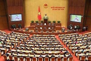 Khai mạc trọng thể kỳ họp thứ 8 Quốc hội khóa XIV