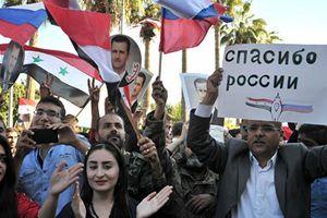Không tiếng súng, Tổng thống Nga Putin vẫn giành chiến thắng ở 'chảo lửa' Syria