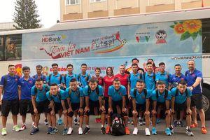Tuyển Việt Nam đặt mục tiêu giành 9 điểm tại vòng bảng