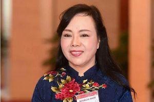 Bà Nguyễn Thị Kim Tiến: 'Tôi đã nỗ lực giải quyết bức xúc về bệnh viện'