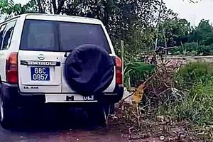 Kiên Giang: Xác minh việc dùng xe công đi dự tiệc ở nhà cán bộ tỉnh
