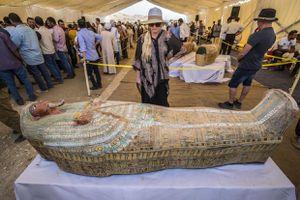 Chiêm ngưỡng loạt xác ướp 3.000 năm tuổi nguyên vẹn đến kinh ngạc