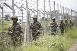 Đấu súng tại biên giới Ấn Độ và Pakistan, ít nhất 10 người thiệt mạng