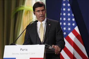 Giới chức quốc phòng Mỹ trấn an quan ngại của Afghanistan