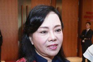 Clip: Bộ trưởng bộ Y tế Nguyễn Thị Kim Tiến trải lòng trước khi nghỉ hưu theo chế độ