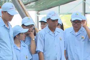 Kết nối nâng cao chất lượng lao động ngành tôm