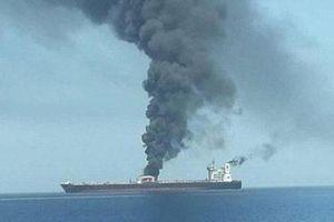 Saudi phủ nhận cáo buộc tên lửa 'gãi ngứa' tàu dầu Iran