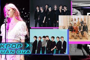 Kpop tuần qua: Sulli qua đời tại nhà riêng, tranh cãi SuperM debut #1 Billboard 200, BTS cùng Twice liên tục 'ẵm' thành tích mới