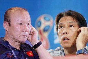 HLV Lê Thụy Hải: HLV Thái Lan bày trò nhưng ông Park khó sập bẫy!