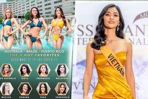 Liên tục 'chiếm spotlight', Kiều Loan vẫn bị Global Beauties loại khỏi Top 11 thí sinh nổi bật nhất