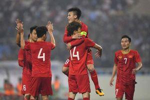 U22 Việt Nam đón một loạt tin vui trước thềm SEA Games 30