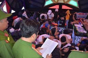 Quảng Nam: Gần 70 thanh niên dương tính với ma túy tại quán karaoke