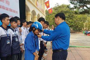 Ngày hội 'Thanh niên Ninh Bình với văn hóa giao thông'