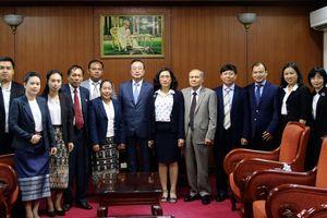 Tăng cường hợp tác, trao đổi công tác giữa Ban Tuyên giáo Trung ương Đảng Cộng sản Việt Nam và Ban Tuyên huấn Trung ương Đảng Nhân dân Cách mạng Lào