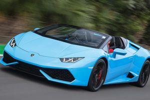 Vượt qua Gallardo, đây là siêu xe bán chạy nhất của Lamborghini