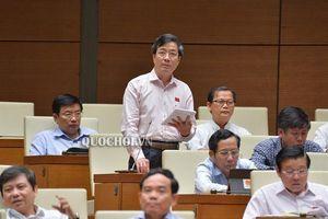 Đbqh Bùi Thanh tùng: chất vấn Phó Thủ tướng chính phủ Phạm Bình Minh