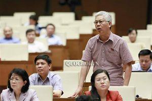 Đbqh Nguyễn Đức kiên: chất vấn Phó Thủ tướng Phạm Bình Minh về nguồn gốc xuất xứ sản phẩm và công nghiệp phụ trợ