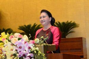 Kỳ họp thứ 8, Quốc hội bàn thảo 3 nhóm vấn đề lớn