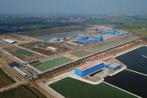 Nhà máy nước mặt sông Đuống chưa đủ điều kiện nghiệm thu đã đưa vào sử dụng
