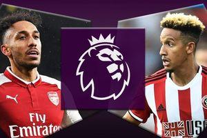 Đội hình dự kiến Sheffield - Arsenal đá muộn vòng 9 Premier League