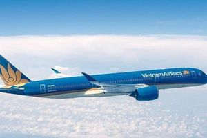 Nhiều chuyến bay đến Nhật Bản của Vietnam Airlines có thể sẽ bị chậm 9 tiếng do ảnh hưởng của bão Neoguri