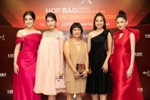 Tìm kiếm đại diện nhan sắc Việt thi 'Hoa hậu Sắc đẹp quốc tế 2020'