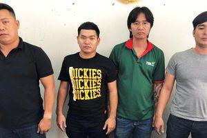 Đà Nẵng: Tạm giữ nhóm côn đồ đập phá, náo loạn một nhà hàng