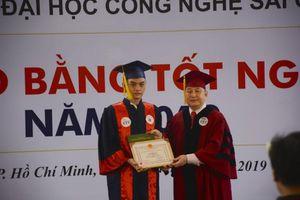 STU trao bằng tốt nghiệp cho 1.298 tân kỹ sư, tân cử nhân