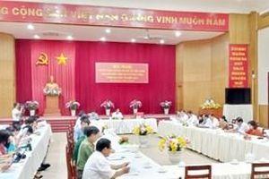 Kiên Giang: Sơ kết cuộc thi báo chí viết về tấm gương 'Dân vận khéo' năm 2019