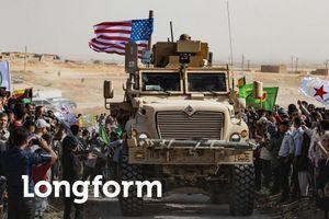 100 năm và 8 lần người Kurd bị nước Mỹ phản bội