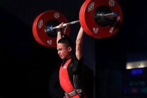 Đỗ Tú Tùng giành 4 HCV và phá 2 kỷ lục giải cử tạ trẻ châu Á