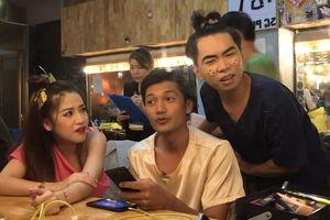 Puka, Minh Dự thi nhau chọc cười Quang Tuấn