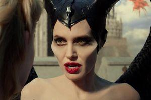 'Tiên hắc ám 2' - chỉ có Angelina Jolie là đáng xem