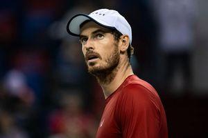 Bảng xếp hạng ATP tennis: Andy Murray áp sát top 200 thế giới