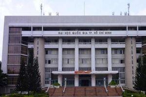 ĐH Quốc gia TP HCM hoàn thiện mô hình tổ chức