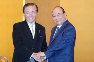 Thủ tướng tiếp lãnh đạo địa phương, tổ chức Nhật Bản