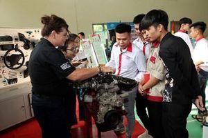 Trao đổi kỹ năng nghề Việt Nam-Australia