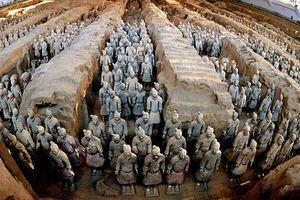 Kinh hãi lời nguyền đội quân đất nung trong mộ Tần Thủy Hoàng