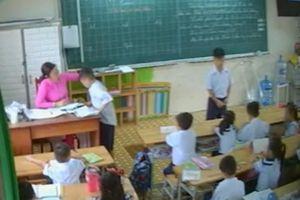 Cô giáo đánh nhiều học sinh lớp 2 tại TP HCM bị thôi việc