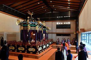 Lãnh đạo các nước dự lễ đăng cơ của Nhật hoàng Naruhito