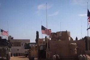 Lầu Năm Góc tiết lộ lí do chuyển quân đội từ Syria sang Iraq